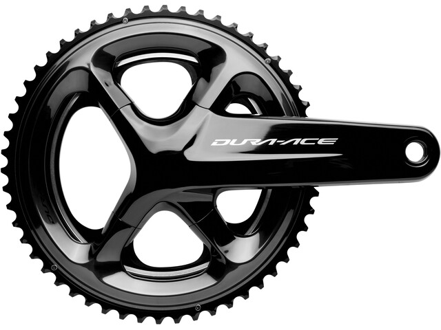Shimano Dura-Ace FC-R9100 Pédalier 2x11 Vitesses 54-42 Dents, black
